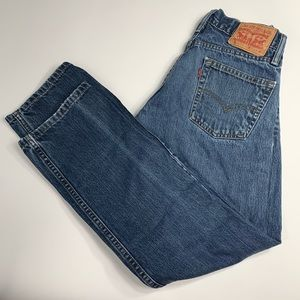 Levi's 514 men's jeans . Size 29x30. D085